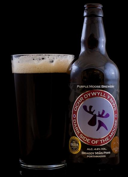 Purple Moose - Dark Side of Moose