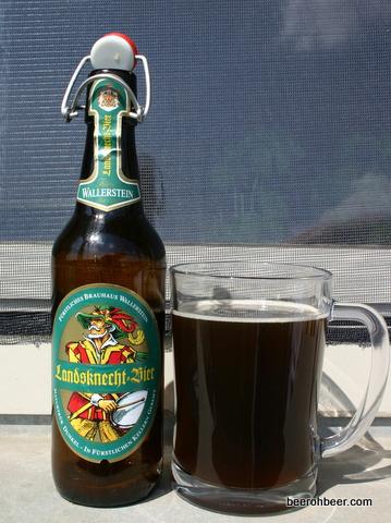 Fuerst Wallerstein - Landsknecht Bier