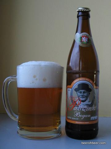 Pivovar Nymburk - Bogan