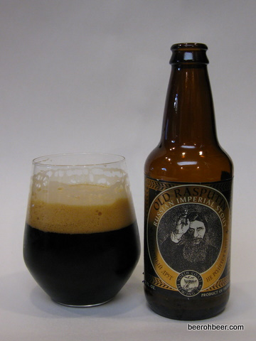 North Coast Brewing - Old Rasputin