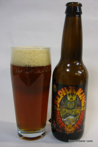 Three Floyds - Alpha King