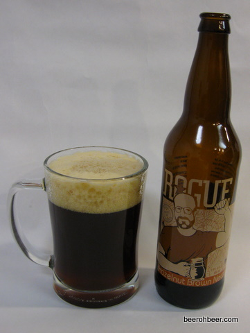 Rogue - Hazelnut Brown Nectar