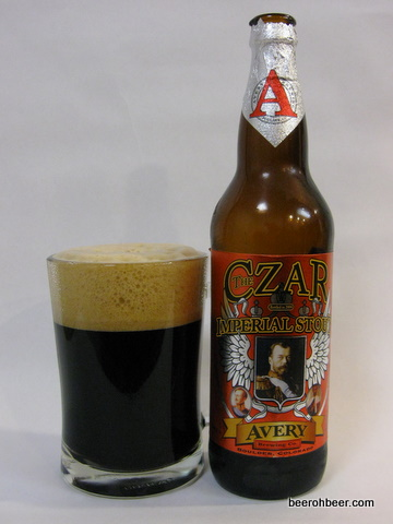 Avery - The Czar, Imperial Stout