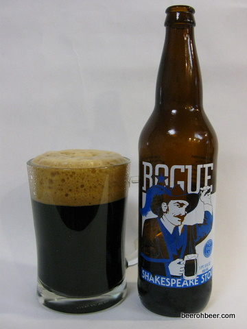 Rogue - Shakespeare Stout