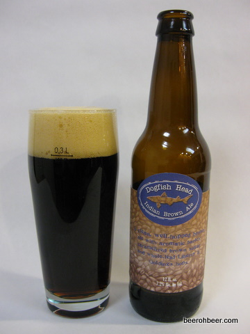Dogfish Head - Indian Brown Ale