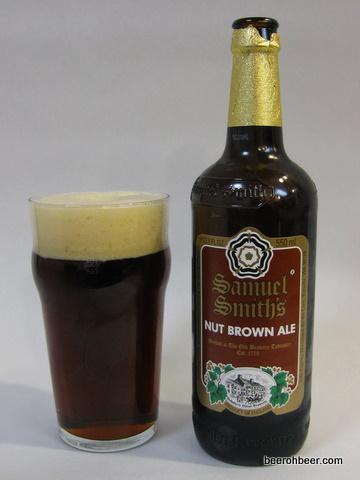 Samuel Smith's - Nut Brown Ale