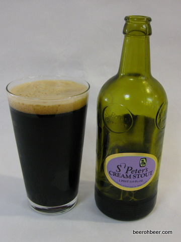 St Peter's Brewery - Cream Stout