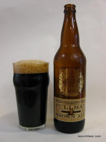 Flossmoor Station - Pullman Brown Ale