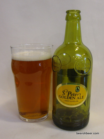 St Peter's - Golden Ale