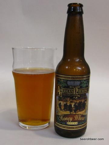 America's Brewing Co. - Honey Wheat