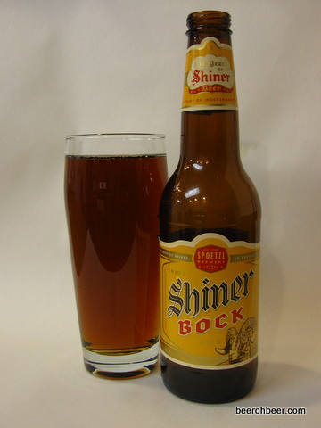 Shiner - Bock