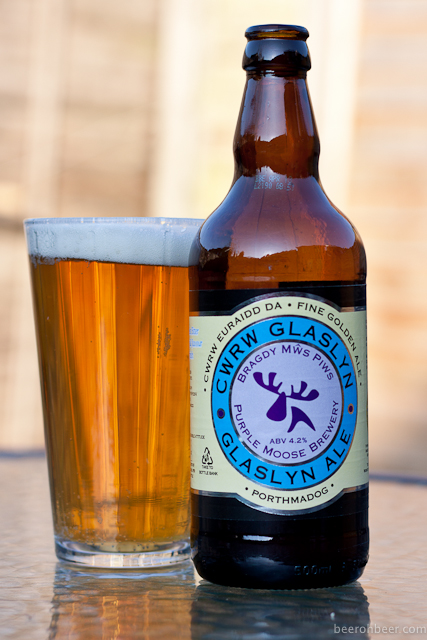 Purple Moose - Glaslyn Ale