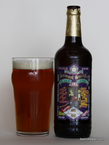 Samuel Smith's - Winter Welcome Ale