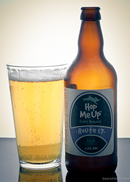Sleaford Brewery - Hop Me Up - Route 17