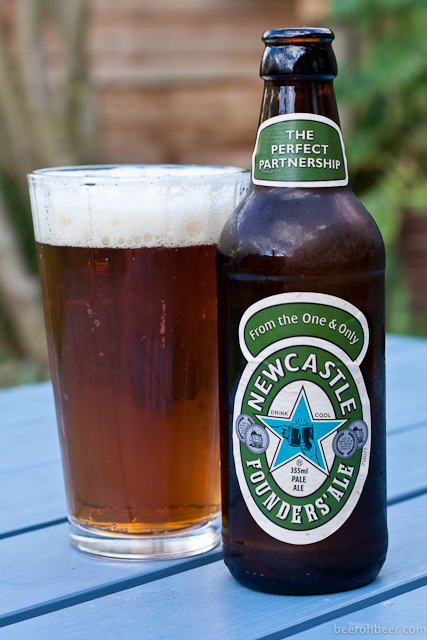 Newcastle - Founders' Ale