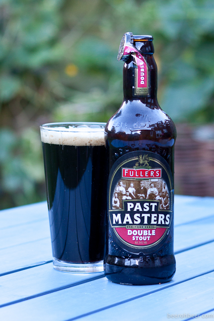 Fullers - Past Masters Double Stout