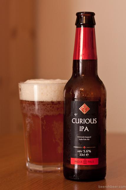 Curious - IPA