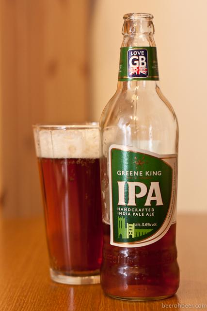 Greene King - IPA