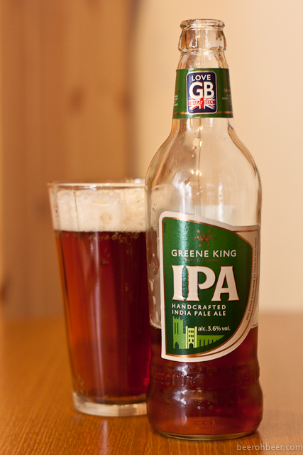Greene King - IPA