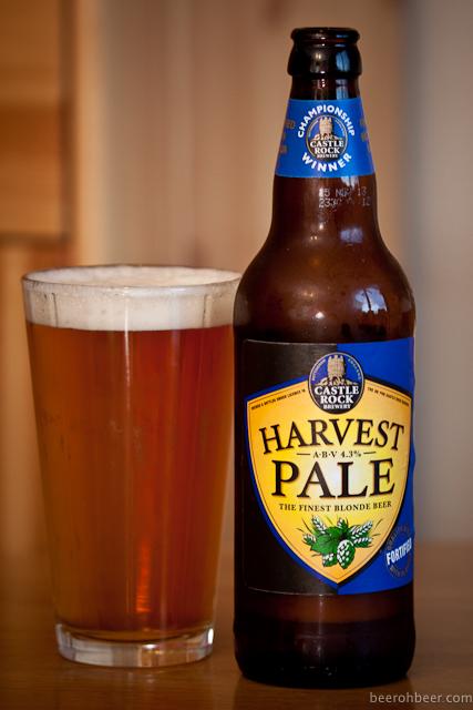 Castle Rock - Harvest Pale