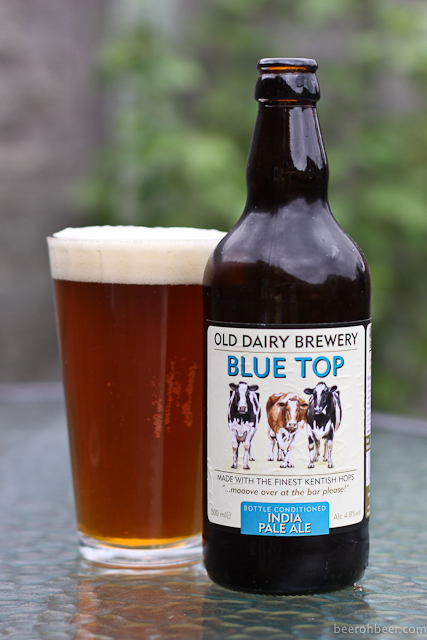 Old Dairy Brewery - Blue Top