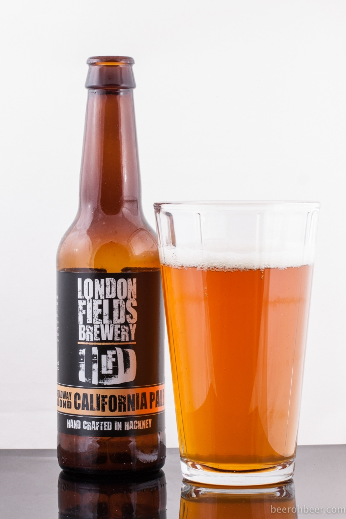 London Fields Brewery - Broadway Blond