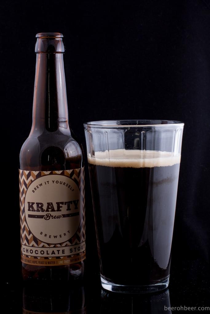 Krafty Brew - Chocolate Stout
