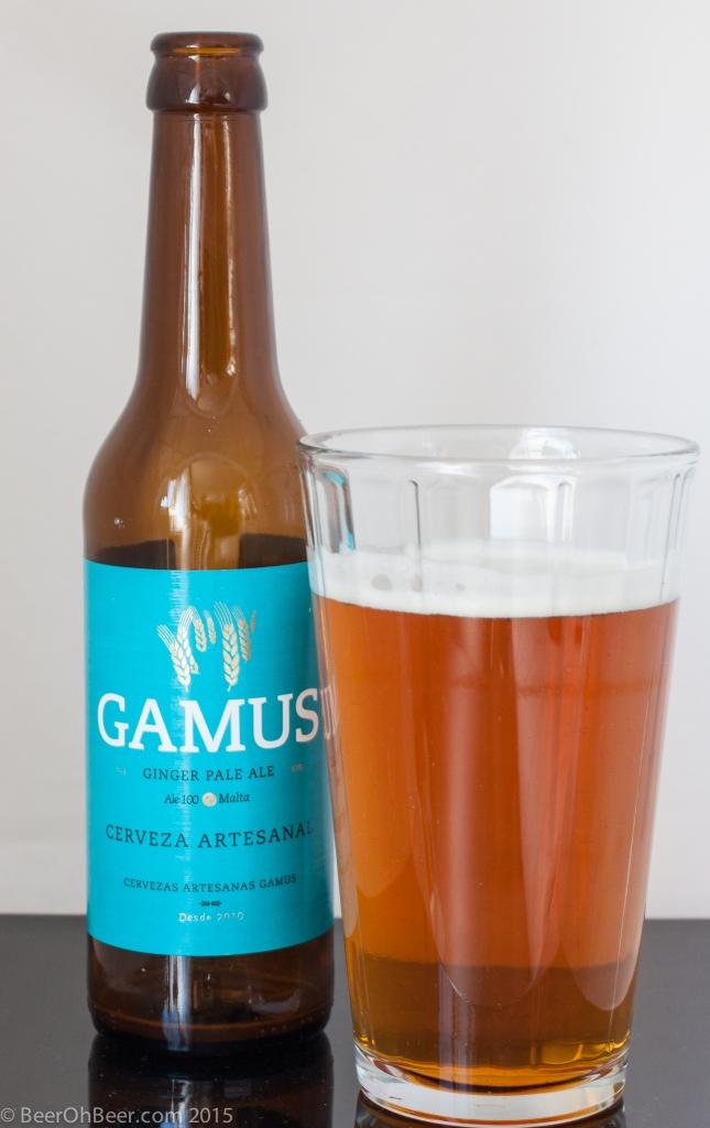 Gamus - Giner Ale