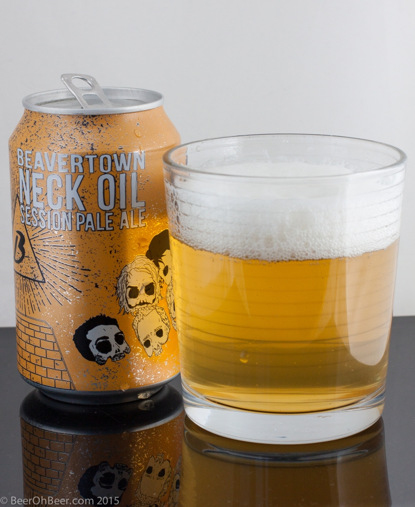 BEAVERTOWN - NECK OIL