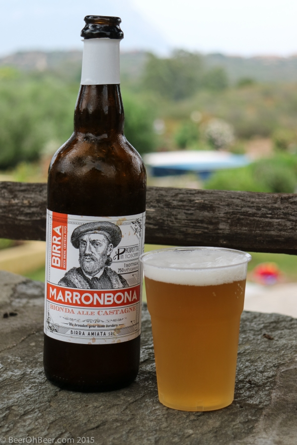 Marronbona