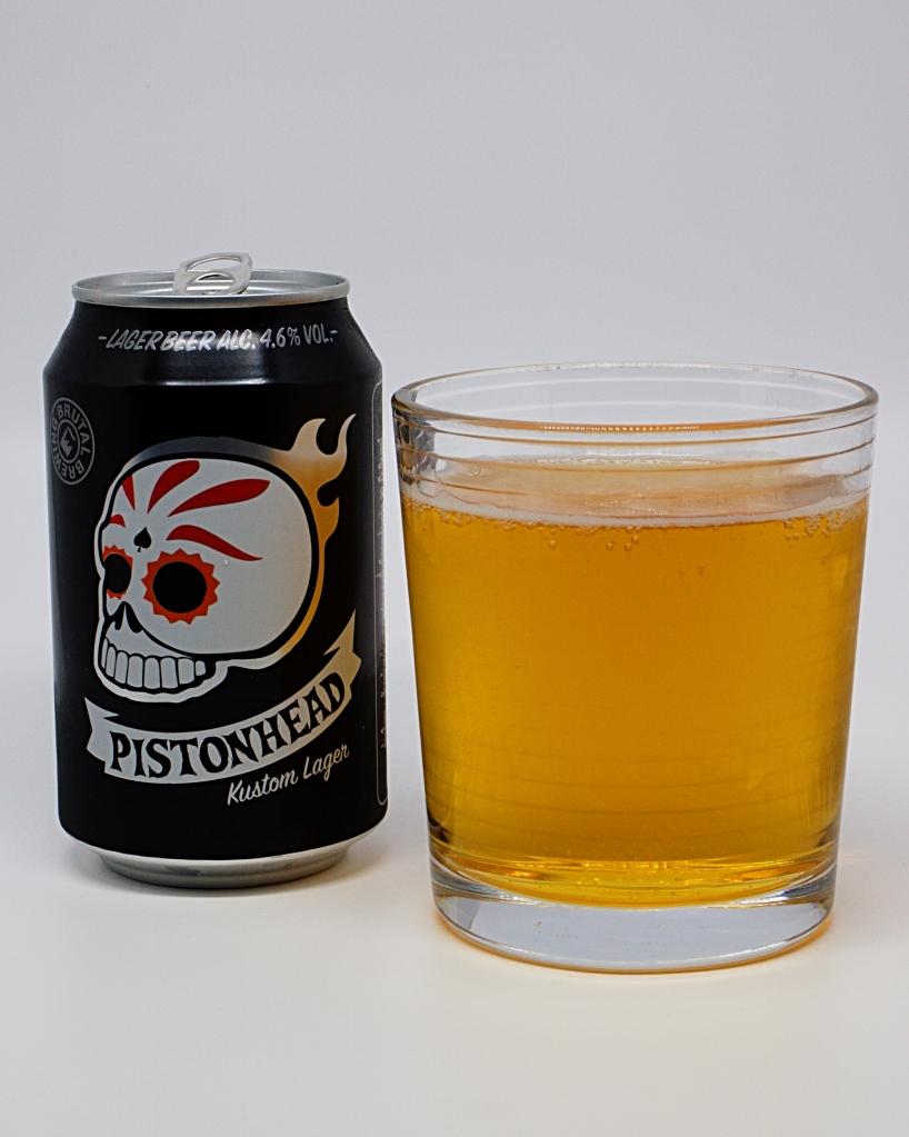 Brutal Brewing - Pistonhead