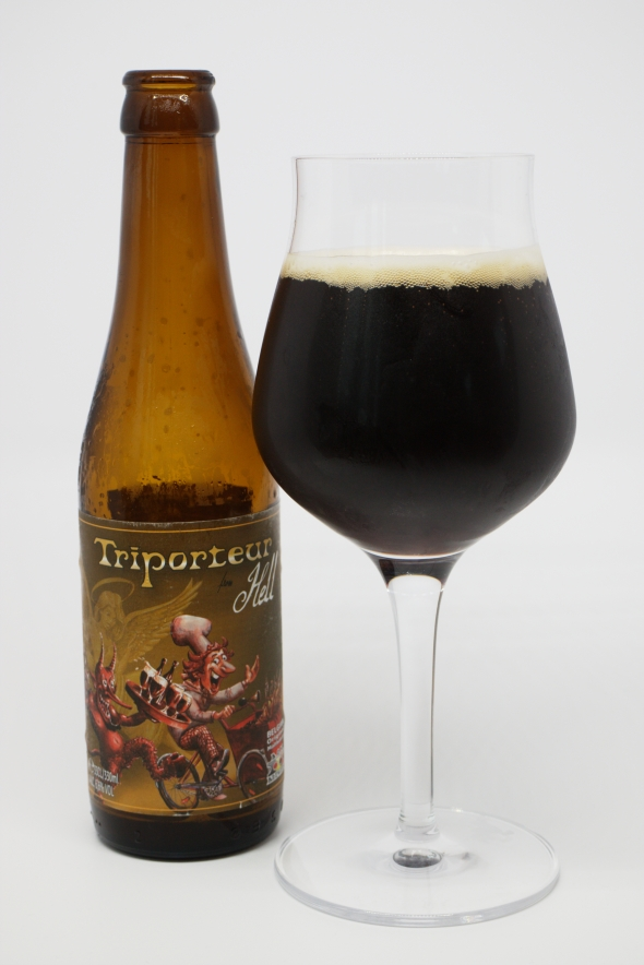 BOMBrewery - Triporteur from Hell