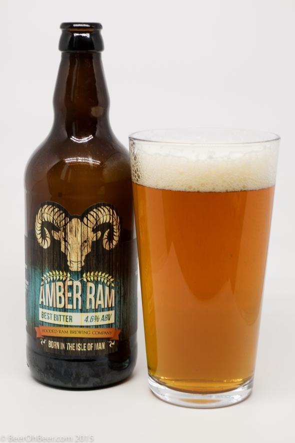 Hooded Ram - Amber Ram